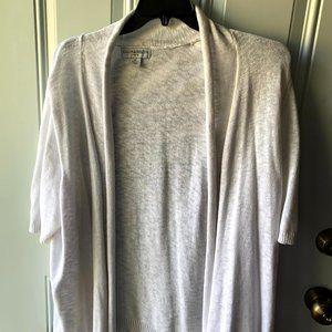 Women's Sag Harbor Short Sleeve Cardigan Size 2X